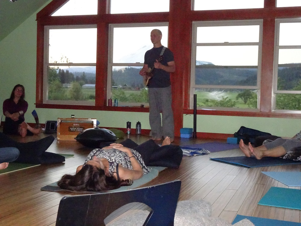 Gorge Yoga Retreat 19