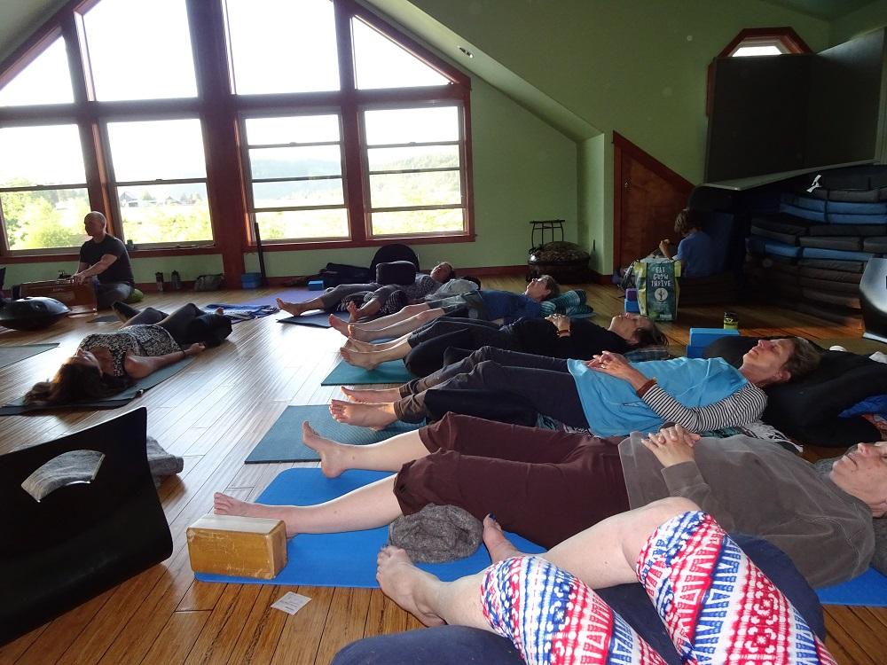 Gorge Yoga Retreat 21