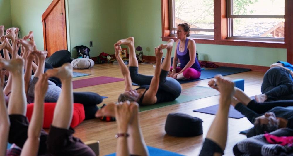 Gorge Yoga Retreat 24