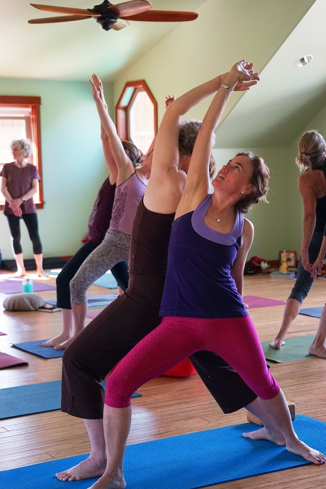 Gorge Yoga Retreat 29