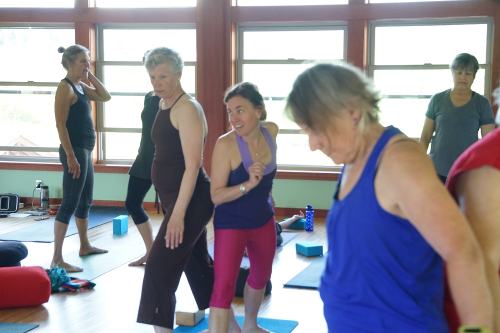 Gorge Yoga Retreat 32