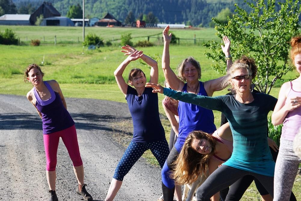 Gorge Yoga Retreat 43