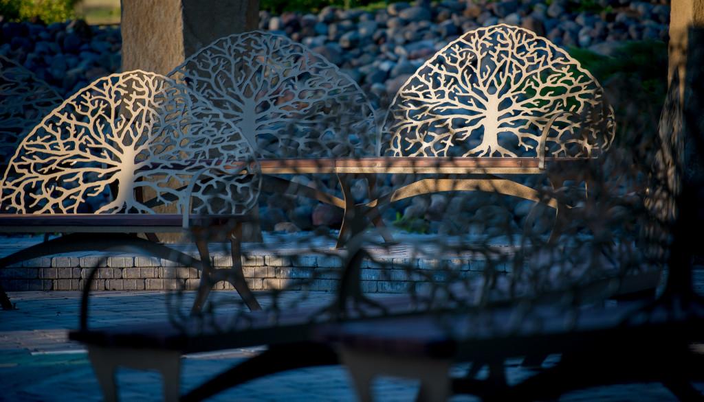 Druid Stone Circle benches